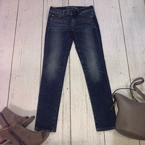 American Eagle Outfitters Skinny Stretch Jeans 0